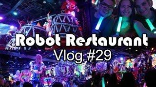 Download ROBOT RESTAURANT in TOKYO, JAPAN (Vlog #29) Video