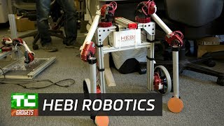 Download HEBI aims to make custom robots as easy as LEGO Video