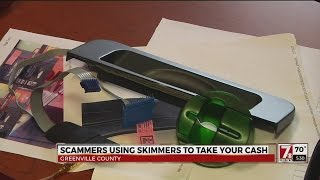 Download How to spot a card skimmer Video