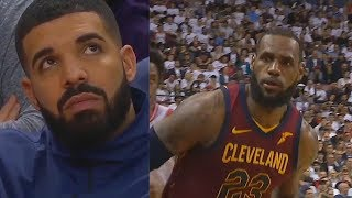 Download LeBron James SHUTS UP DRAKE FOR TRASH TALKING NBA PLAYERS! Video