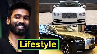 Download Dhanush Lifestyle | Net Worth | Salary | Wife | Cars | Family | Career | Hobbies | Biography 2017 Video