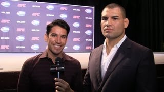 Download Cain Velasquez talks Junior Dos Santos comments on hitting like a girl Video