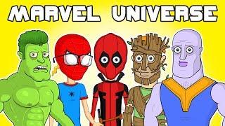 Download MARVEL Universe BIGGEST FANS Video