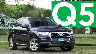 Download 4K Review: 2018 Audi Q5 Quick Drive | Consumer Reports Video