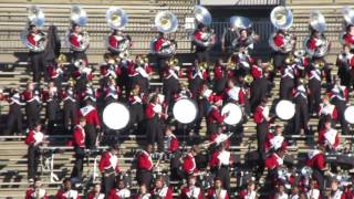 Download Opelika Bulldogs Marching Band Playing In Stands In Montgomery At Alabama vs Mississippi All Star Video