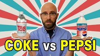 Download That Time Coca Cola Released a New Product Just to Spite Pepsi... Video