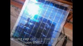 Download bán cell pin mặt trời Video