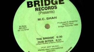 Download MC Shan - The Bridge Video