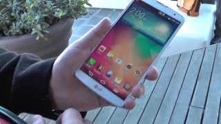 Download LG G Pro 2 hands-on Video