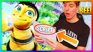 Download Reading The Entire Bee Movie Script But Everytime They Say ″Bee″ I Repeat All the Previous Bees Video