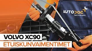 Download Kuinka vaihtaa etuiskunvaimentimet VOLVO XC90 1 merkkiseen autoon OHJEVIDEO | AUTODOC Video