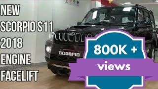 Download Scorpio S11 | Mahindra | 2018 | Gaurav Zone | FEATURE | SPECIFICATION | Test Drive | SUV | VBO Vlogs Video
