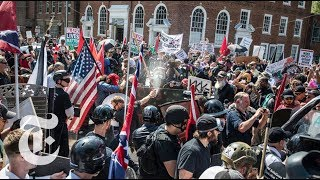 Download How the Violence Unfolded in Charlottesville | The New York Times Video