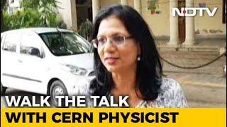 Download Meet Dr Archana Sharma, An Indian Scientist At CERN Video