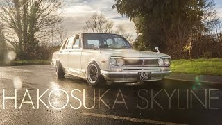Download 🐒 THE ORIGINAL HAKOSUKA NISSAN SKYLINE Video