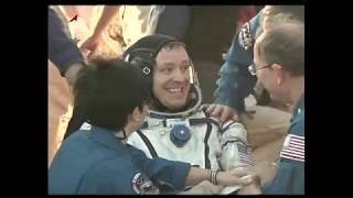 Download Expedition 52 Crew Lands Safely in Kazakhstan Video