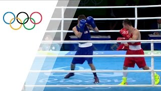 Download Rio Replay: Men's Light Fly Boxing Semi-Final A Video