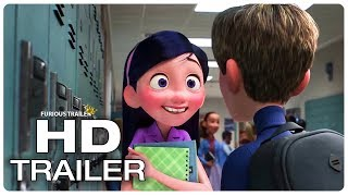 Download INCREDIBLES 2 Awkward Violet With Boyfriend Trailer (NEW 2018) Superhero Movie HD Video