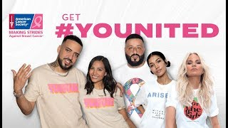 Download Get #YOUnited w/ DJ Khaled, Kristin Chenoweth, Jhené Aiko & more Video