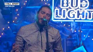 Download Post Malone - I Fall Apart (Live From The Bud Light x Post Malone Dive Bar Tour Nashville) Video