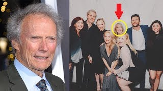 Download Following Years Of Rumors, Clint Eastwood Finally Appeared In Public With His Secret Child Video