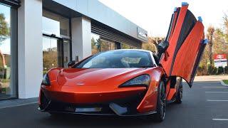 Download McLaren 570s startup sound! Video