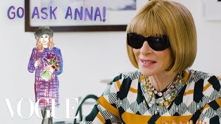 Download Anna Wintour on Kate Middleton's Holiday Looks and How to Plan the Perfect Holiday Party | Vogue Video