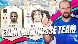 Download FIFA 19 - VIEIRA 88 ET GULLIT POUR UN BON FUT CHAMPION ? Video