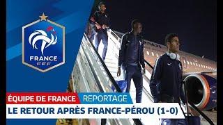 Download Equipe de France : Le voyage des Bleus après la victoire contre le Pérou (1-0) I FFF 2°18 Video