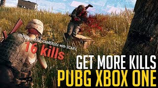 Download How to Get More KILLS on PUBG Xbox One (Playerunknown's Battlegrounds) Video