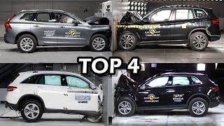 Download Top 4 Safest SUVs 2018 Video