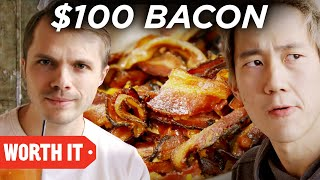 Download $2 Bacon Vs. $100 Bacon Video