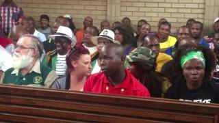 Download EFF fighter demanding a seat in Court ... Video