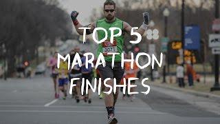 Download TOP 5//MARATHON AND HALF MARATHON//FINISHES Video