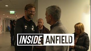 Download Inside Anfield: Liverpool v Manchester United | TUNNEL CAM Video