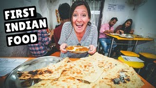 Download FIRST IMPRESSIONS OF INDIA | Old Delhi & Chandni Chowk Market Video