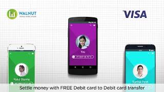 Download Walnut - Split Bills with Friends & Send/Receive Money For Free Video