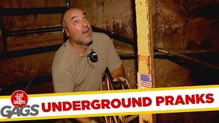 Download Pranking Under the Ground - Best of Just For Laughs Gags Video