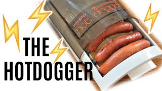 Download The HOTDOGGER   1970s hot dog electrocutor   Does it Work? Video