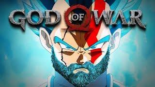 Download Super Saiyan God of War Super Saiyan | Vegeta Plays God of War | Renegade For Life Video