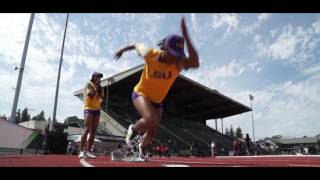 Download LSU Track & Field's NCAA Championships Tuesday Practice (6/8/16) Video