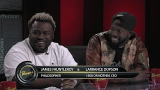 Download James Fauntleroy and Larrance Dopson of 1500 Or Nothin' - Pensado's Place #289 Video