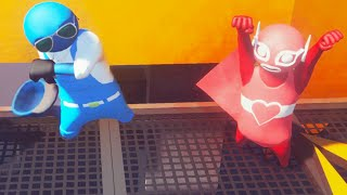 Download FUNNIEST GLITCHES EVER! (Gang beasts) Video