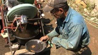 Download Gold Rush - Working Gold Mine - Western Montana, MT Video