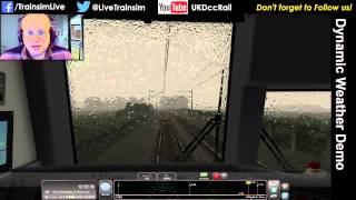 Download Train Simulator 2015 Tutorial - Dynamic Weather Demo Video
