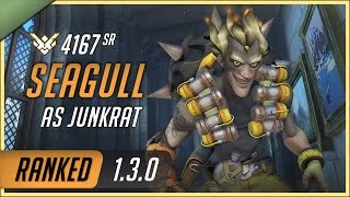Download [SR:4167] NRG Seagull as Junkrat on Eichenwalde Hybrid / S2 Grandmaster Ranked Gameplay Video
