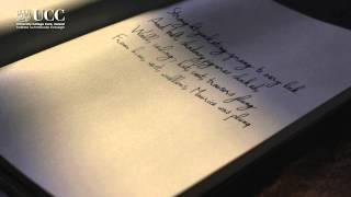 Download MA in Creative Writing - School of English, University College Cork Video