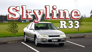Download 1996 Nissan Skyline GTS-4: Regular Car Reviews Video