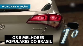 Download Os 8 melhores populares do Brasil Video