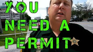 Download First Amendment Audit Palm Beach County Court House Video